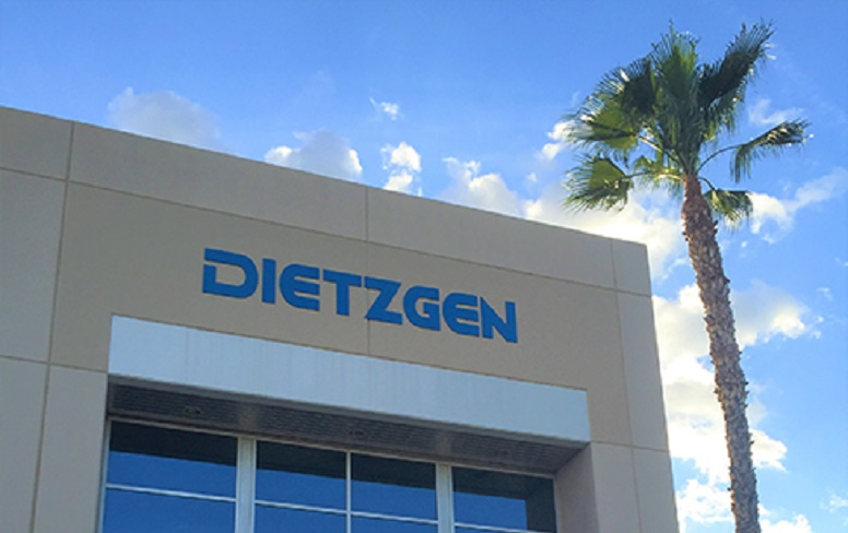 Dietzgen powered by k-ecommerce ecommerce for distribution