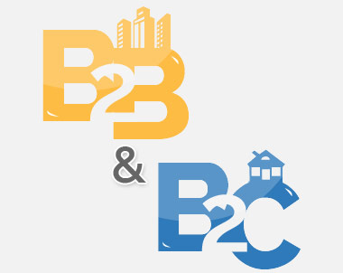 For a true B2B and B2C e-commerce experience
