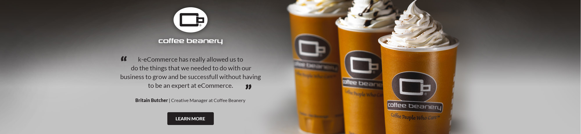 Coffee Beanery Testimonial