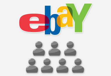 Enjoy greater market reach when you display your product catalog on eBay