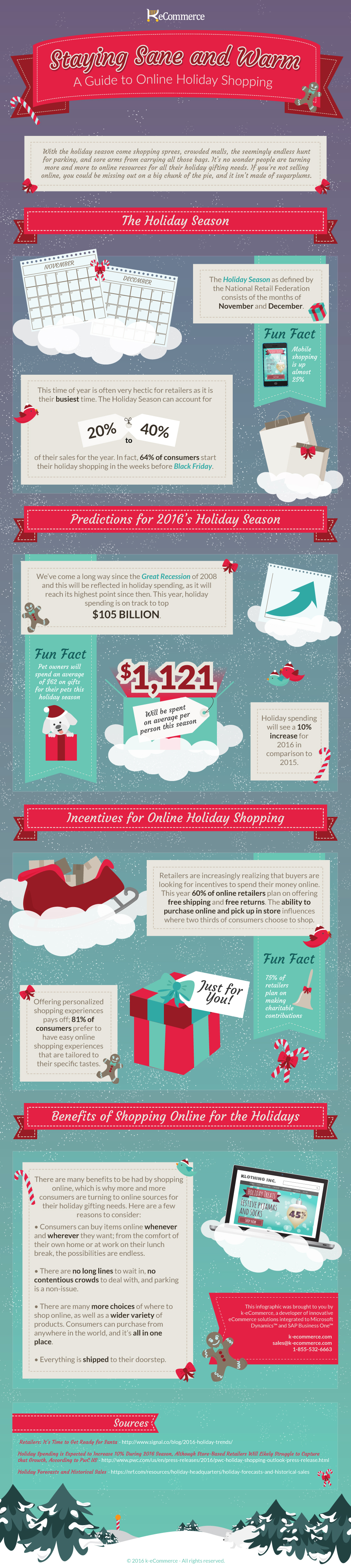 Staying Sane and Warm: A guide to online holiday shopping