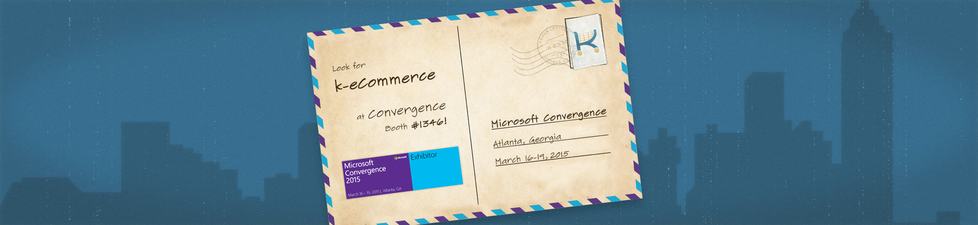 Join k-eCommerce at Convergence 2015