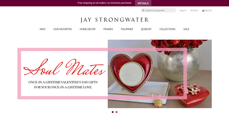 Jay strong water