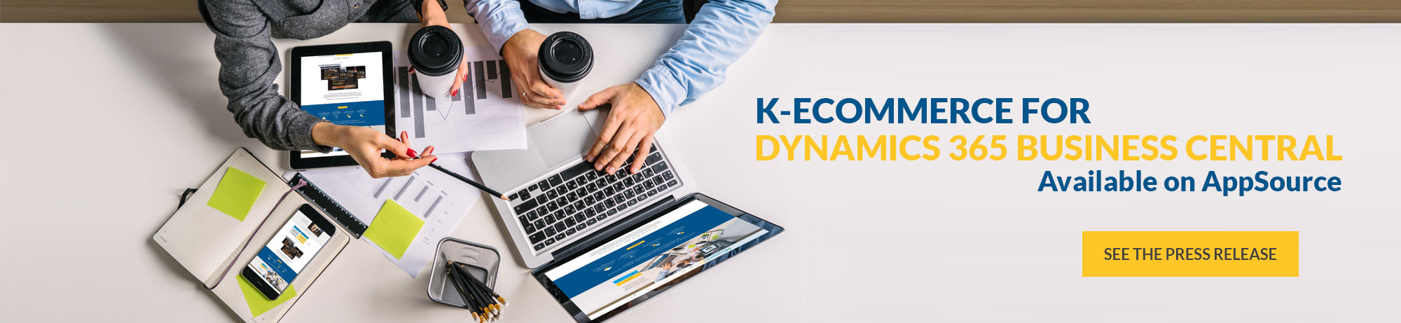 k-eCommerce for Dynamics 365 Business Central
