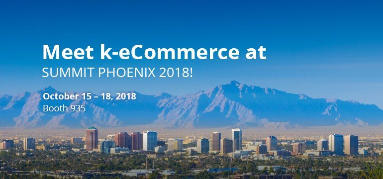 Summit Phoenix at the Phoenix Convention Center this October 13 – 18, 2018 at Booth 935